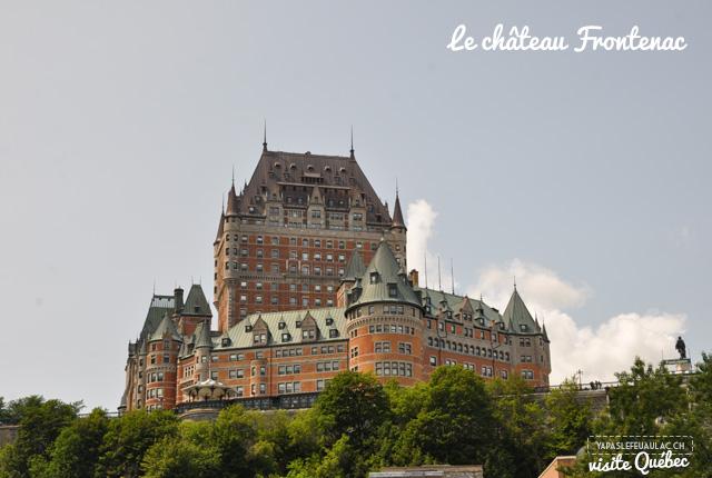 Monuments à Québec