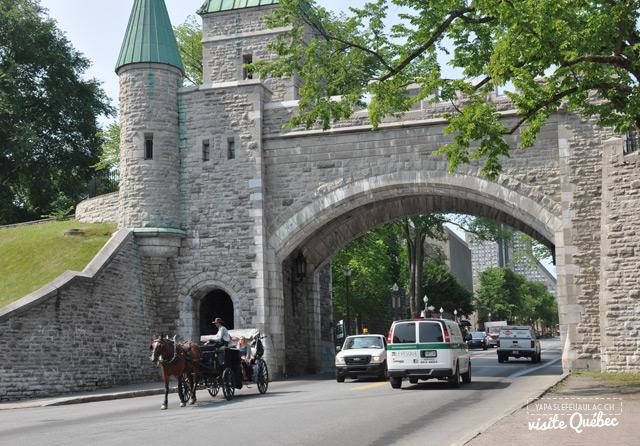 Visiter Québec