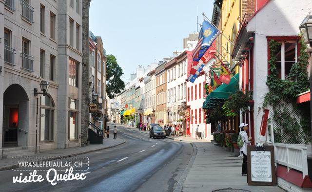 Visiter Québec: que voir en un week-end?