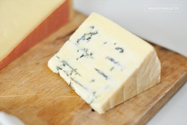 Fromages suisses: on a trouvé un bleu!
