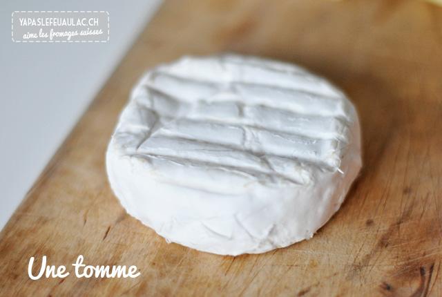 Tomme neuchâteloise: un fromage crémeux
