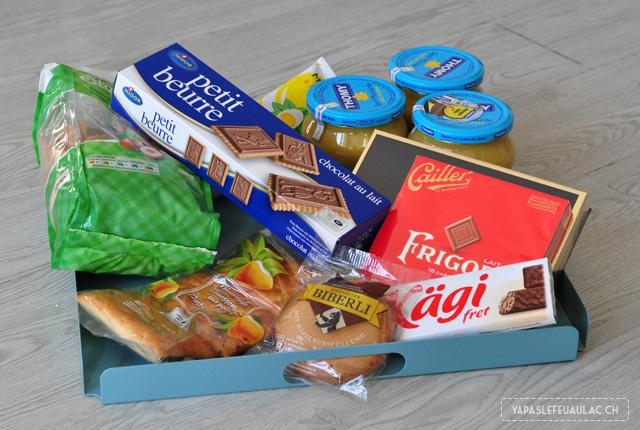 Expat suisse en France: les produits suisses que je ramène!