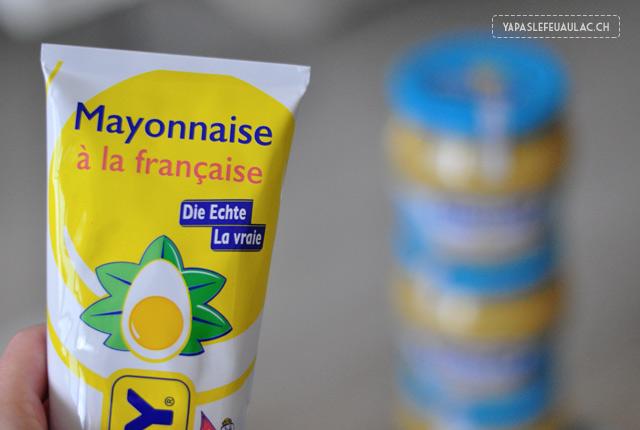 Mayonnaisse suisse Thomy