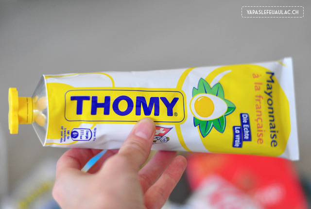 Produits suisses: la mayo