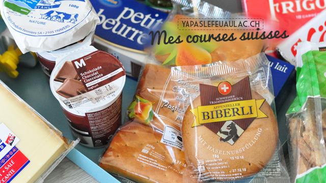 Expat: Ma liste de commissions de produits suisses
