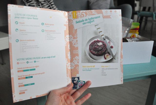 Kitche Trotter: box culinaire pour faire le tour du monde!