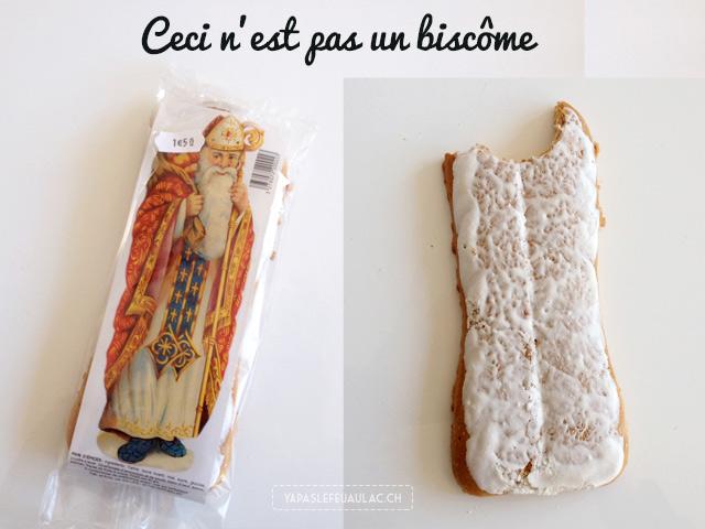 C'est un pain d'épices!