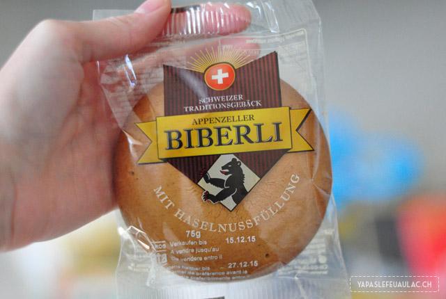 Le biberli est une pâtisserie suisse
