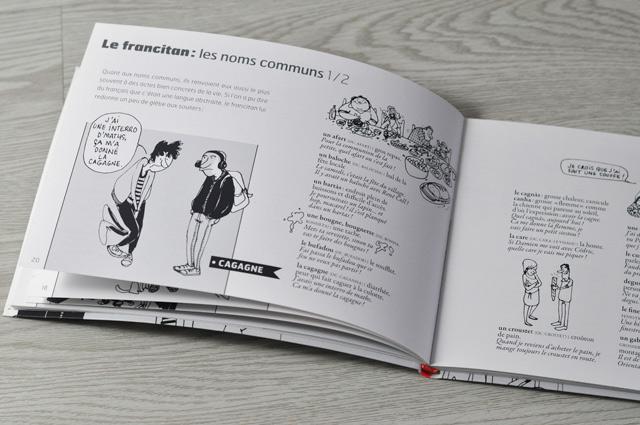 Français régional: un livre sur les mots issus de l'occitan