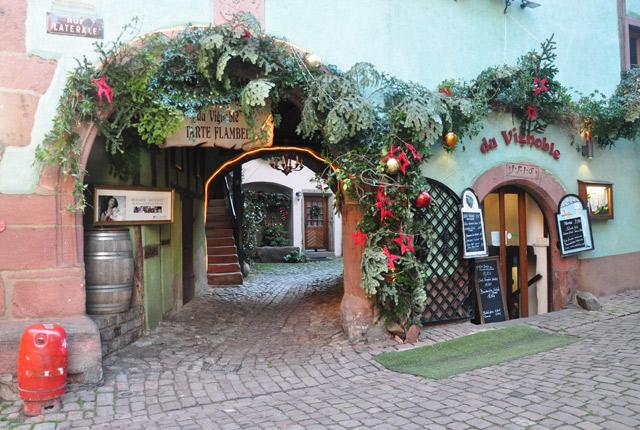 Escapade à Riquewihr avant Noël