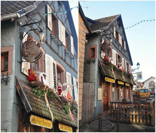 Maisons à Ribeauvillé