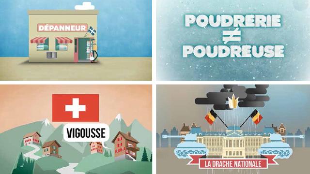 Langue française: des expressions du monde