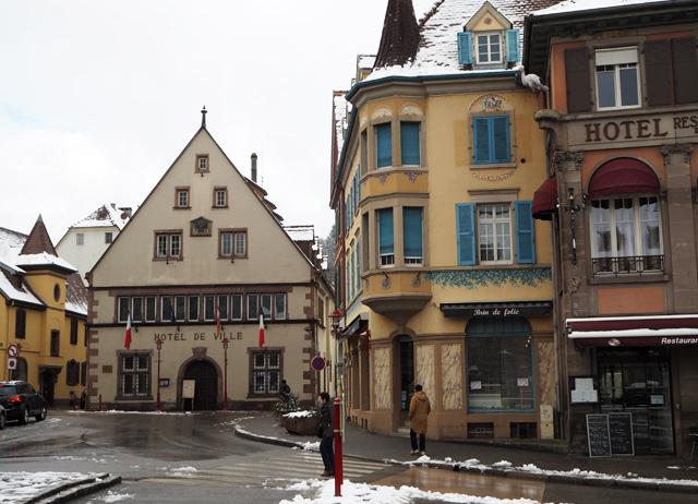Munster, en Alsace