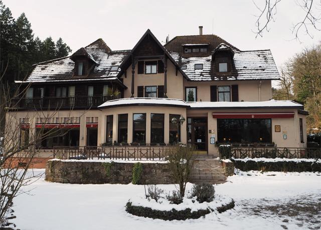 Le Saint-Barnabé, hôtel spa en Alsace