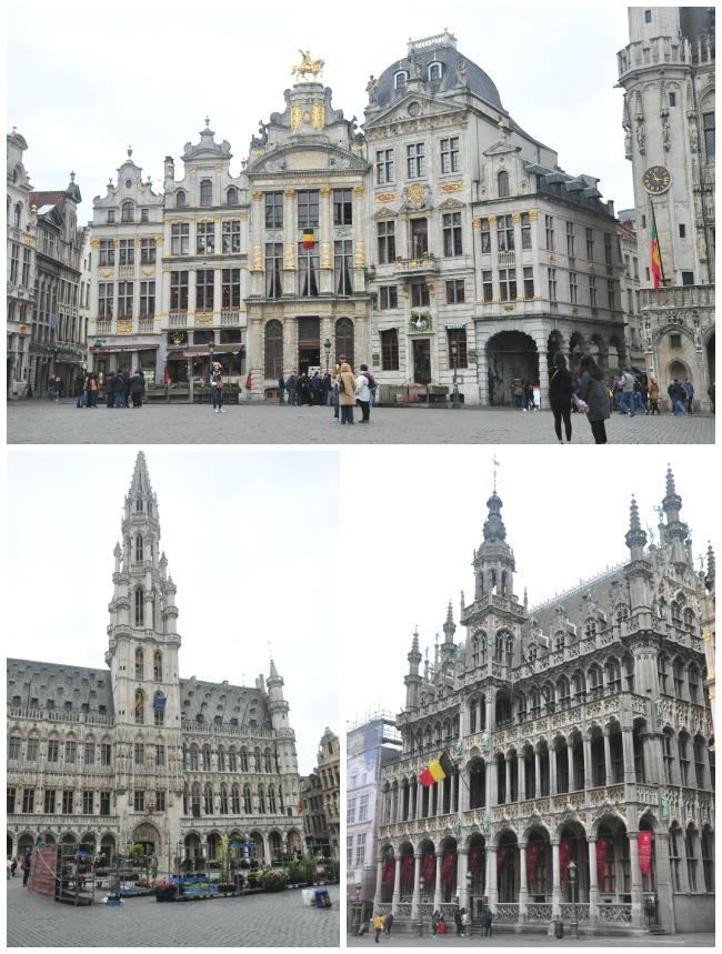 Bruxelles-Grande Place