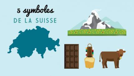 5 symboles suisses