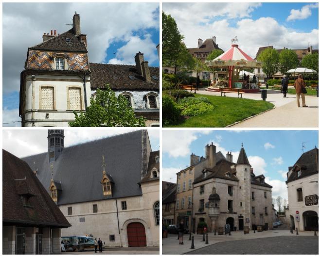 Beaune en Bourgogne