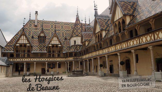 Visite des hospices de beaune en bourgogne - Visiter hospices de beaune ...
