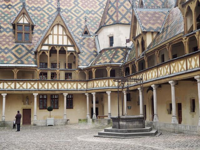 Bourgogne: Visite des Hospices de Beaune