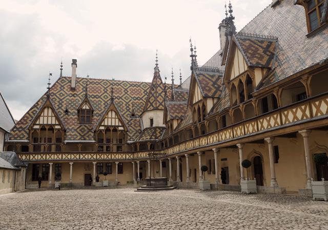 Escapade à Beaune en Bourgogne