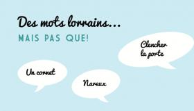 Des mots & expressions de Lorraine