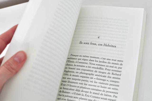 """Livre sur la Suisse- avis sur """"Bienvenue au Paradis"""""""