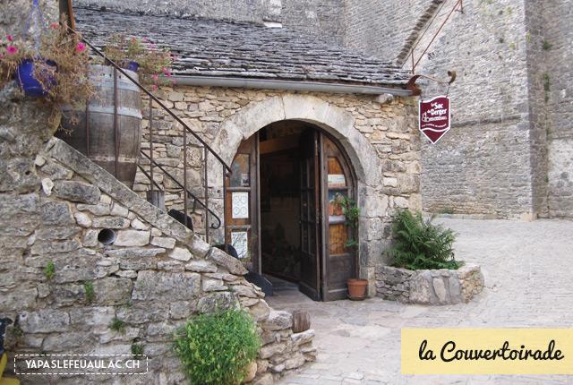 La Couvertoirade - tourisme Sud de France sur le blog Yapaslefeuaulac