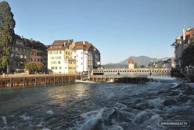 Lucerne en Suisse: une destination pour un week-end!