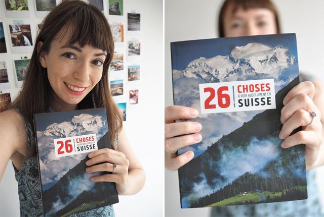 Mon livre sur la Suisse