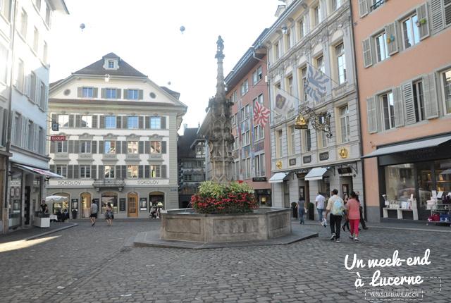Lucerne-centre-ville