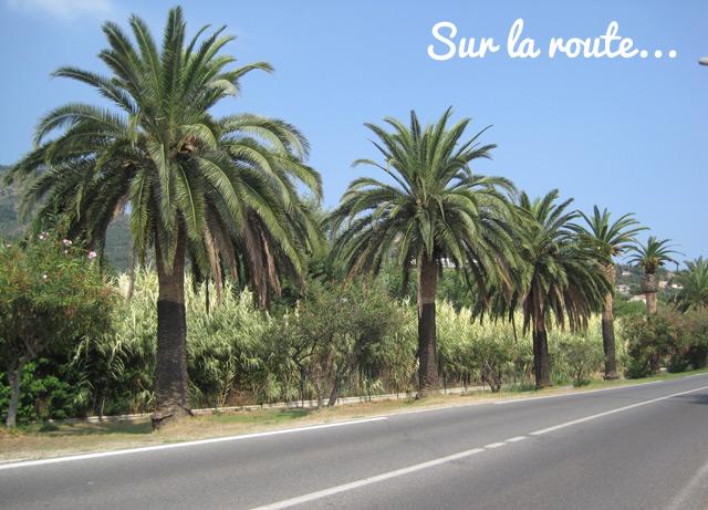 Road trip cote azur