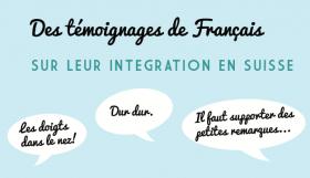 Intégration: témoignages de Français en Suisse