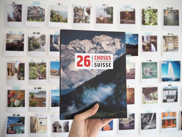 Guide pour voyager en Suisse