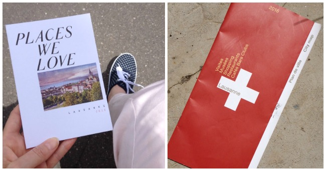 Carnet de bonnes adresses à Lausanne