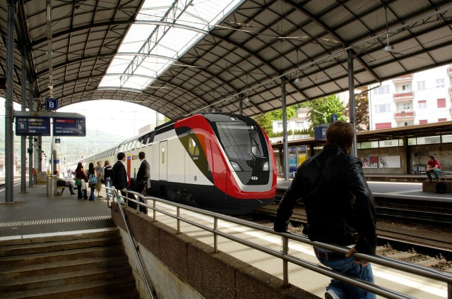 Voyager en train en Suisse: quelques conseils