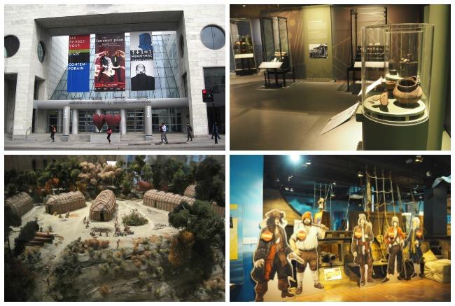 Musées de montréal à ne pas manquer