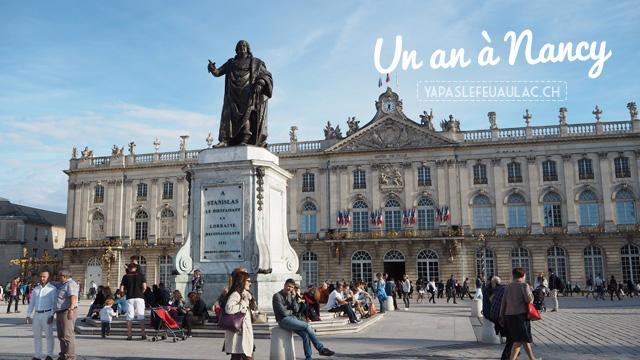 Une année en Lorraine: le bilan sur Yapaslefeuaulac, le blog d'une expat suisse en France