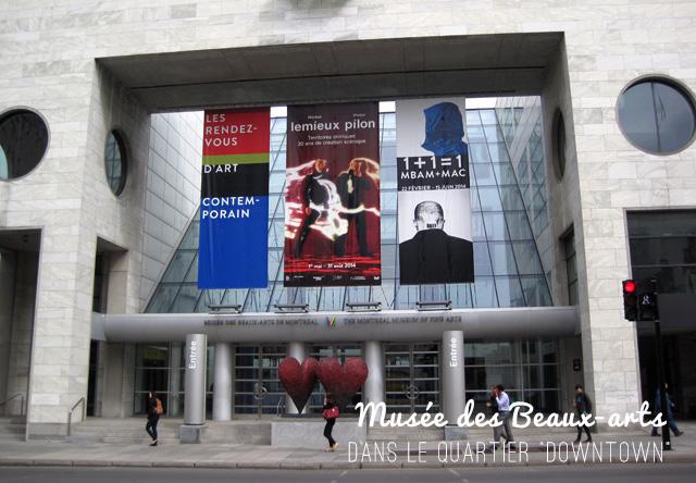 Musée incontournable de Montréal