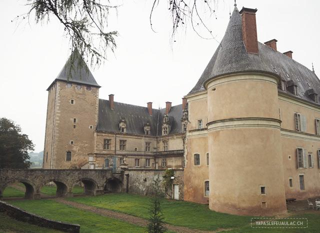 Chateau de fleville chateau renaissance en Lorraine pres de Nancy