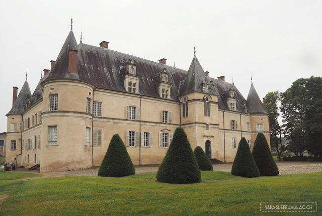 Le Chateau de Fleville devant Nancy - Escapade en Lorraine Blog Voyage en France Yapaslefeuaulac