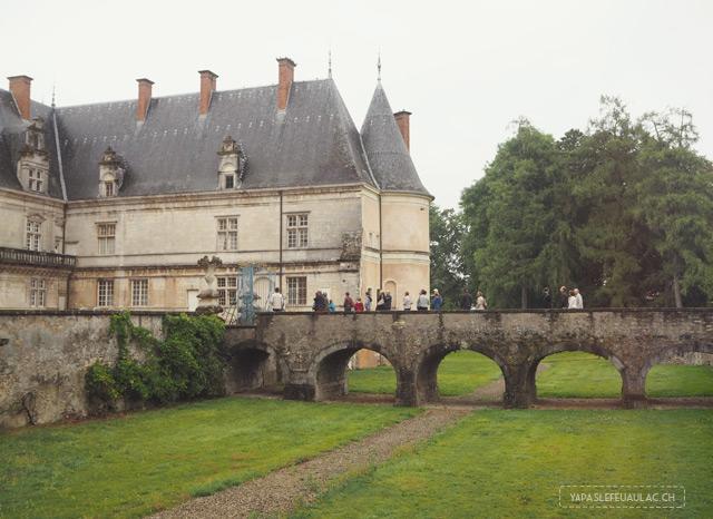Que voir en Lorraine? Le chateau de fleville chateau renaissance à Nancy