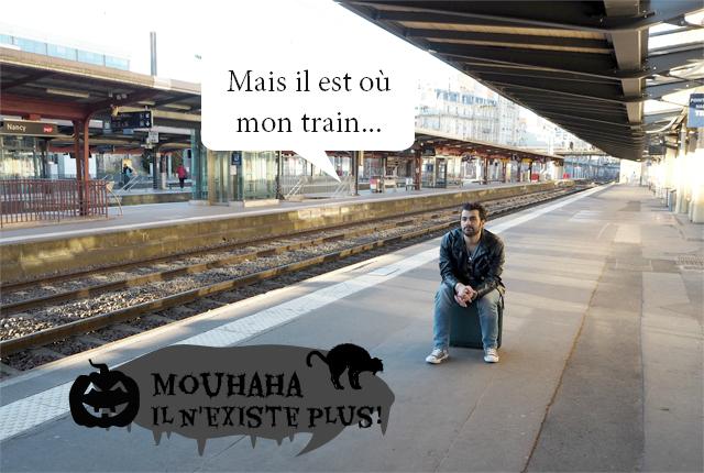 Train disparu, une anecdote avec la SNCF