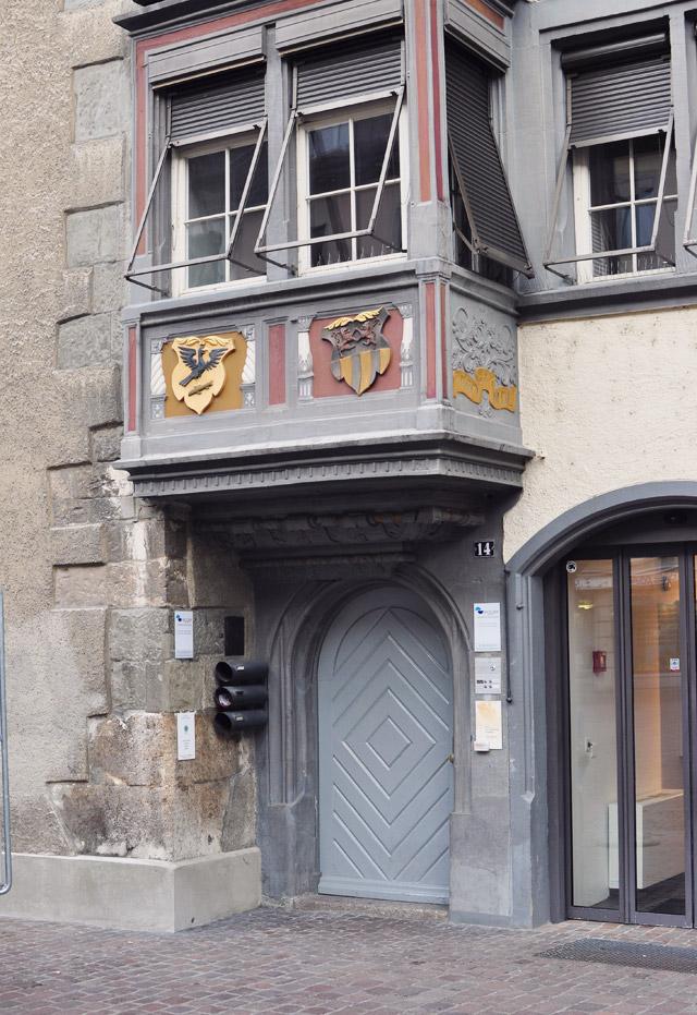 Le centre historique de Schaffhouse