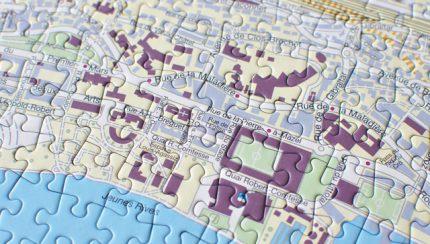 Puzzle de Neuchâtel: 1000 pièces pour reconstituer la jolie ville suisse!