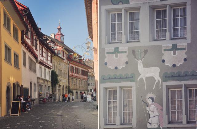 Stein am Rhein - Escapade en Suisse - Blog voyage
