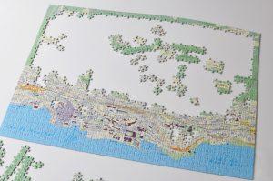 MyPuzzle: les villes de Suisse en 1000 pièces chez Helvetiq