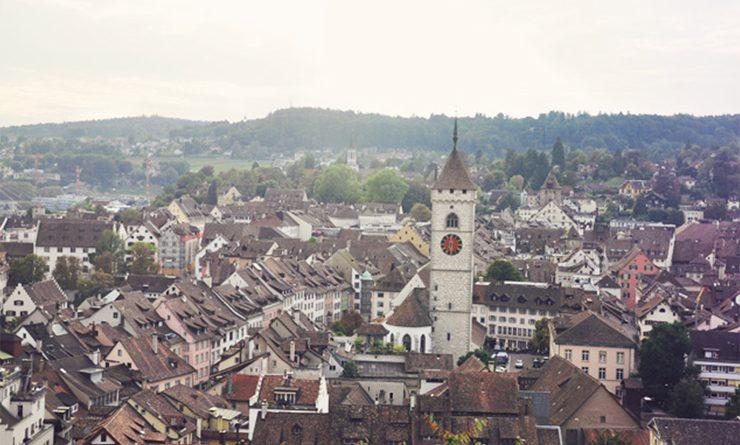 Visiter Schaffhouse - idées sur le blog de voyage en Suisse yapaslefeuaulac