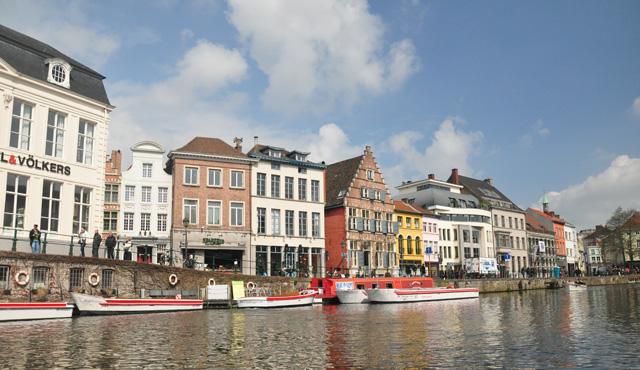 Découvrir la ville de Gand en Belgique sur le blog voyage francophone Yapaslefeuaulac