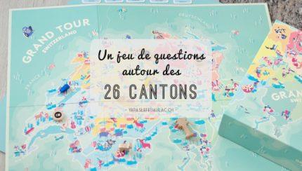 Le Jeu Le Grand Tour de Suisse - des questions sur la Suisse ! - Sur le blog Yapaslefeuaulac.ch