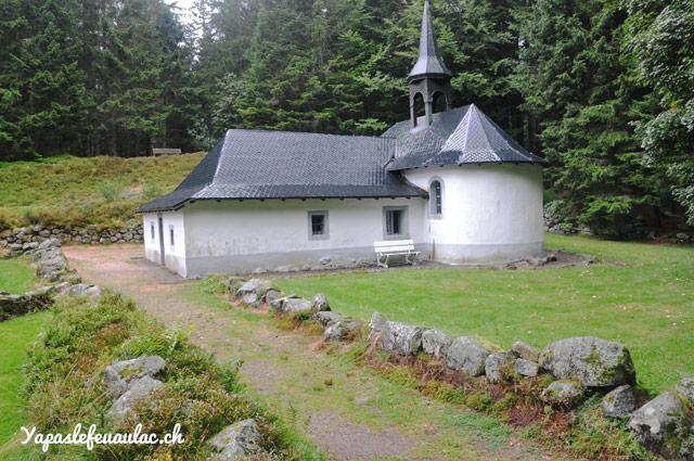 Ermitage de Frère Joseph - Que voir à la Bresse et dans les Vosges?
